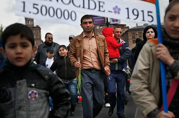 Журналист: До сих пор не решенный вопрос с геноцидом армян показывает, как политика победила мораль.
