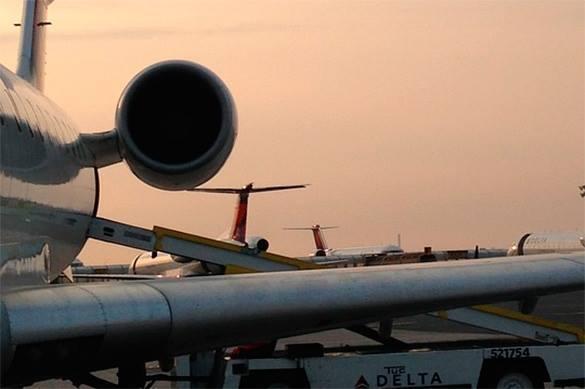 Пассажиры 40 рейсов не смогли улететь из Москвы из-за непогоды