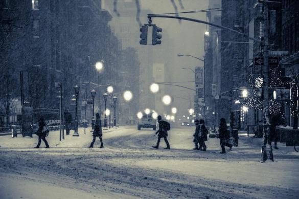 В Москве пройдут снегопады и потеплеет до нуля. В Москве пройдут снегопады и потеплеет до нуля