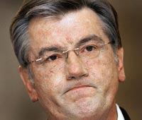 Ющенко вышел на войну с гриппом