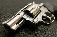 Застреливший жену москвич свел счеты с жизнью. pistolet