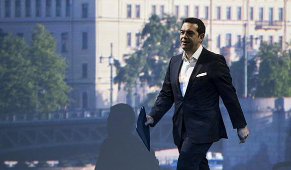 FT: США возмущены, что ЕС допустил сближение России и Греции. Алексис Ципрас