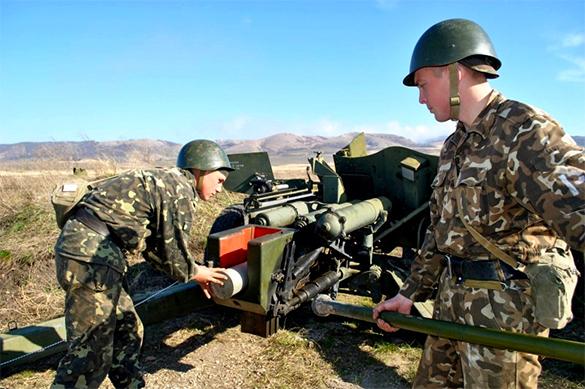 СБУ проведет рядом саннексированным Крымом антитеррористические учения