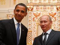 Путин угостил Обаму завтраком по-русски