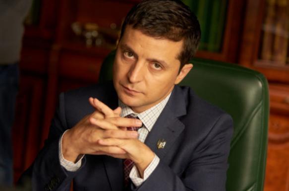 Зеленский проведет переговоры с Путиным в случае победы на выборах. 398271.jpeg