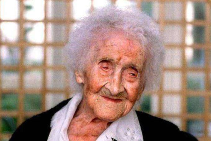 Секрет долголетия Жанны Кальман - Гороскоп дня. 399271.jpeg