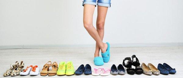 Что делать с шишкой на пальце?. обувь