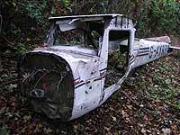 В Гондурасе разбился легкомоторный самолет с кокаином