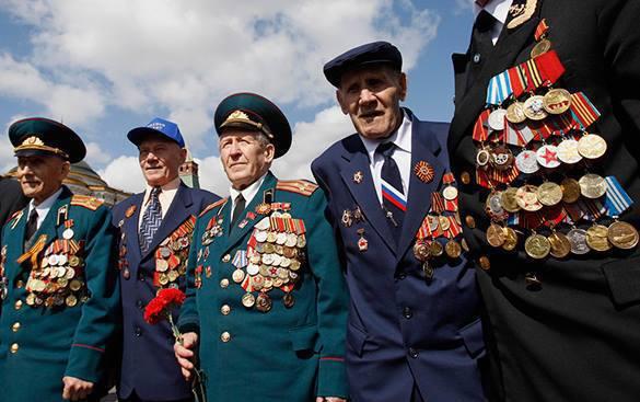 МИД России разъяснил, почему российские ветераны не смогли попасть в Рейхстаг. Ветераны Победы