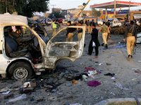 Машину консульства США взорвали талибы. 238273.jpeg