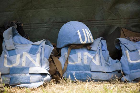 Порошенко назвал условие ввода миротворцев на Донбасс. Порошенко назвал условие ввода миротворцев на Донбасс