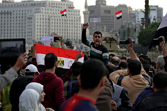 Оправдательный приговор Мубараку спровоцировал беспорядки в Египте. египет беспорядки