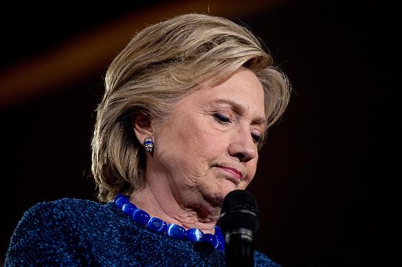 Демократы США рады проигрышу Клинтон
