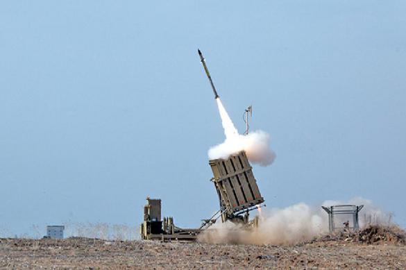 Израиль по ошибке включил ПРО