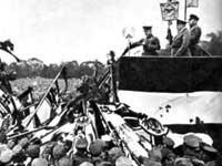 Италия празднует годовщину освобождения от фашистской оккупации