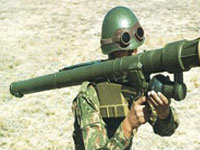 Неподалеку от аэропорта в Ингушетии обнаружен зенитно-ракетный