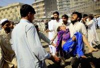 Число жертв теракта в Пакистане достигло 57 человек