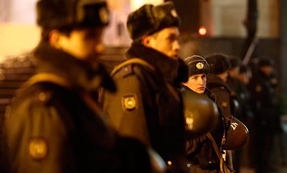 На юге Москвы взорван банкомат. Полицейское оцепление