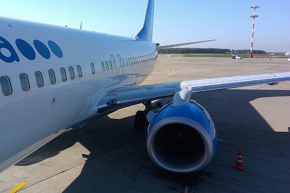проблемы с самолетом