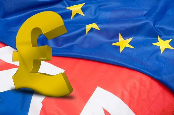 Немецкий банк собирается вывести из Британии 300 млрд евро из-за
