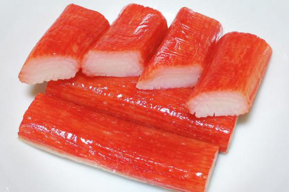 Роскачество развеяло вымысел оботсутствии мяса краба вкрабовых палочках
