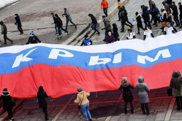 В США предложили запретить признание Крыма частью России. 400275.jpeg