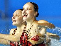 Российские синхронистки снова победили на чемпионате мира