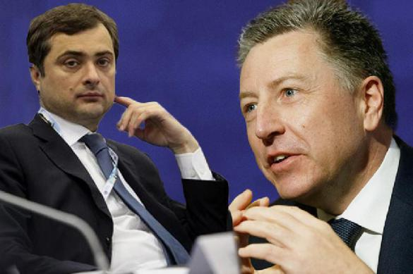 В Кремле посоветовали не ожидать многого от встречи Суркова и Волкера. 382276.jpeg