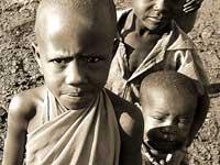 За последние пару десятков лет уровень детской смертности