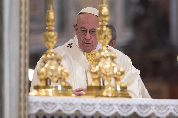 Папа Римский объявил увольнение подчиненных тягчайшим грехом
