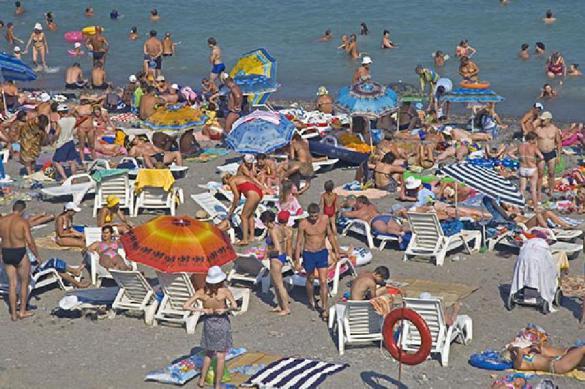 На черноморских курортах отменено купание из-за аномально холодной воды. 389277.jpeg