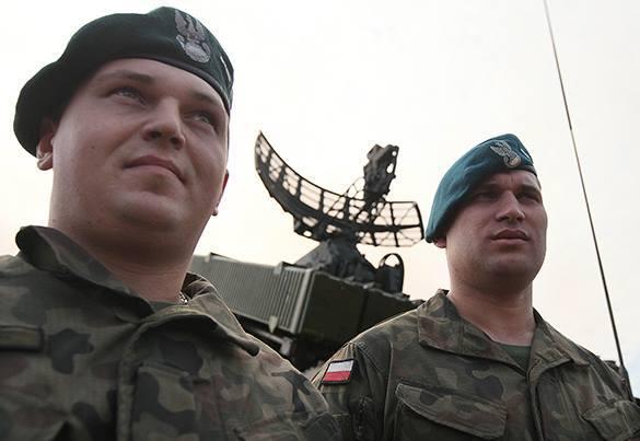 Неугомонные поляки проведут свои военные учения для оценки
