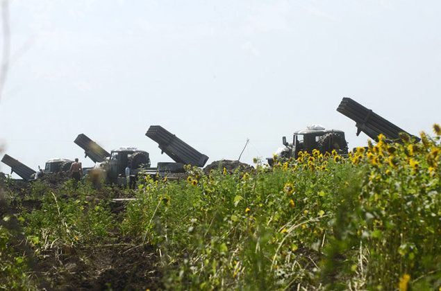 Украина намерена объявить войну России