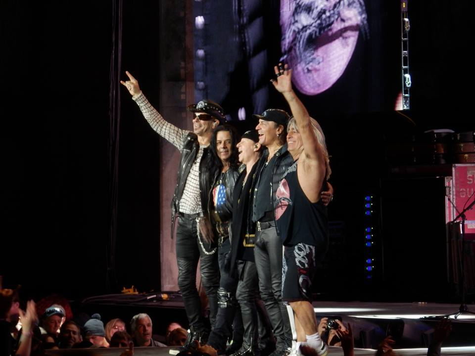 Scorpions отменила турне по США из-за болезни Клауса Майне. Scorpions отменила турне по США из-за болезни Клауса Майне