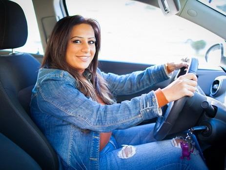 Женщина за рулем. Опровергая стереотипы. 403278.jpeg