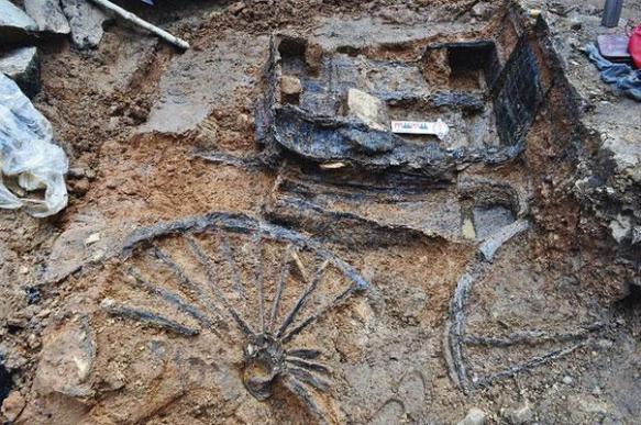Археологи исследуют могилы гуннов в Монголии. 404278.jpeg