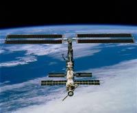 Шаттл Discovery пристыковался к МКС