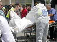 В результате взрывов в Мелитополе пострадал 21 человек