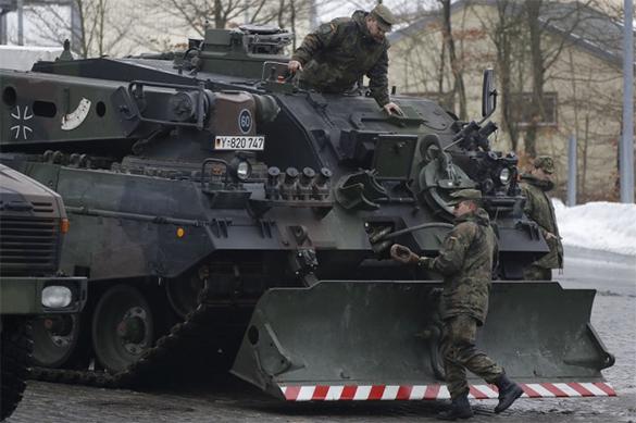 Страны Европы признают невозможность финансирования НАТО