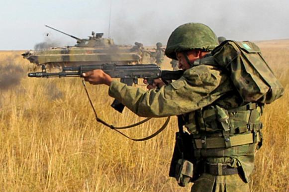 Россия вводит на Кавказ армию