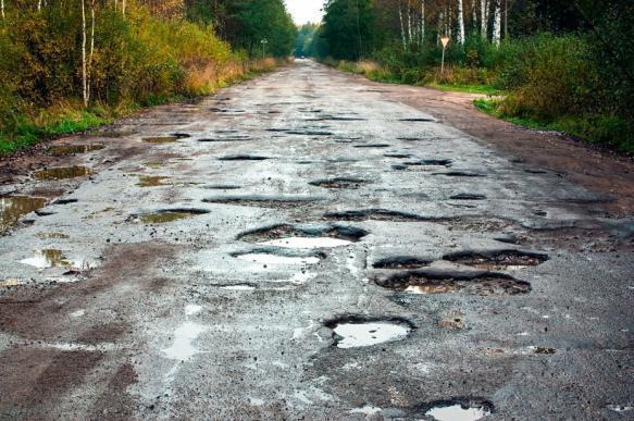 Попросившему ремонта дороги селу предложили