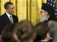 Священник сравнил Обаму с Македонским