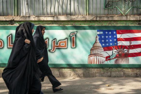 В Иране сочли позором переговоры с США. 390281.jpeg