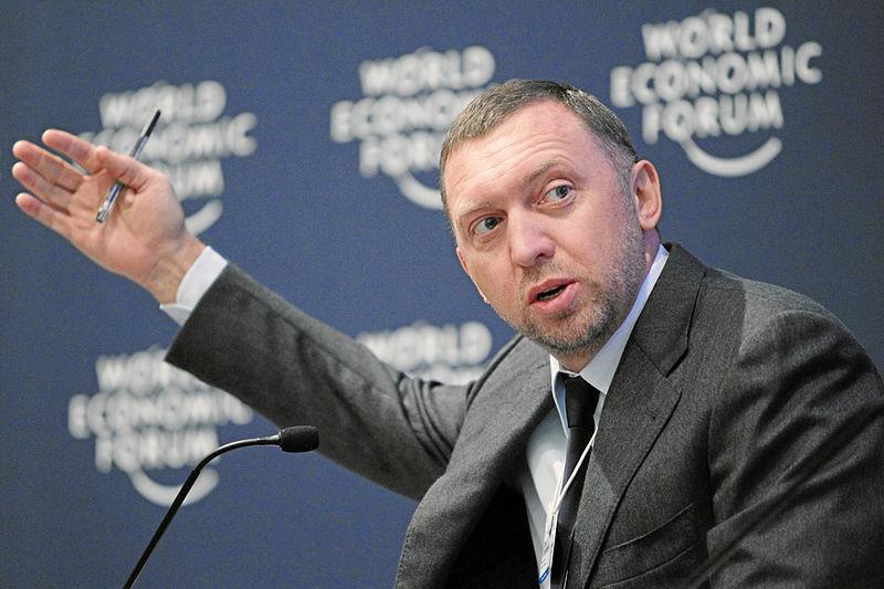 Дерипаска потребовал у Зюганова миллион рублей.