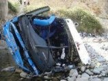 Очередная трагедия с участием туристического автобуса –