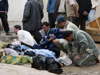 Смертник взорвал автомобиль в Ираке, погибли 22 человека