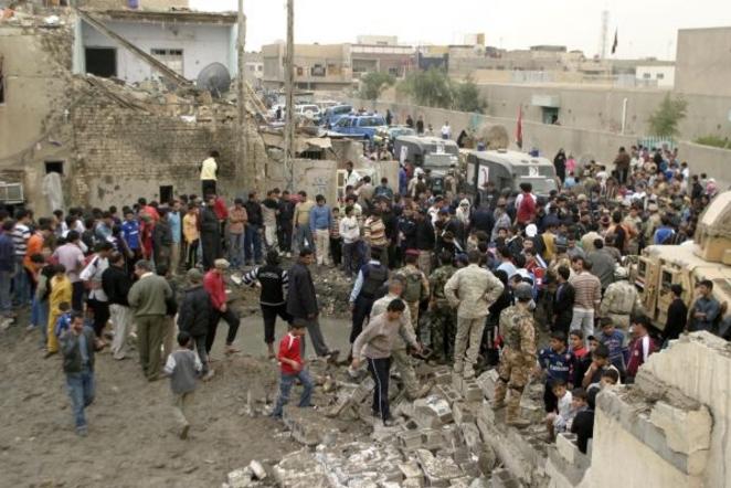 Взрыв в  центре Багдада унес жизни 15 человек. 302282.jpeg