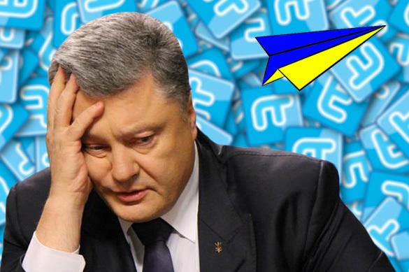 Крутое пике: в Сети высмеяли Порошенко, сравнившего Украину с