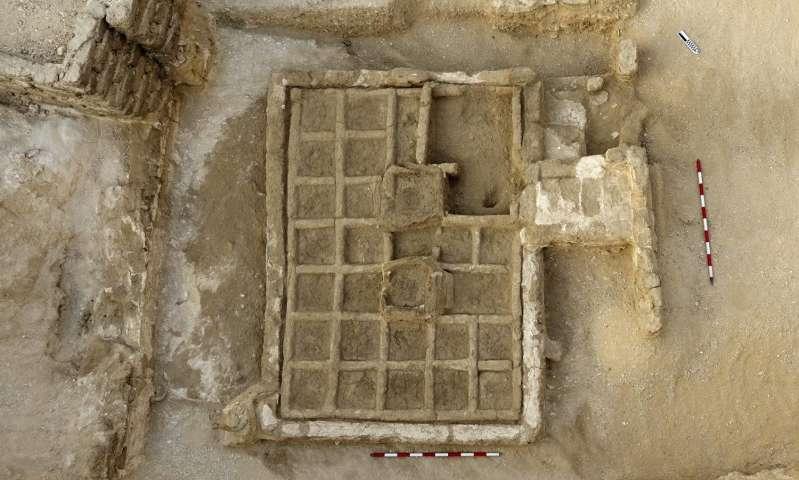 В Египте вместо мумий нашли сад