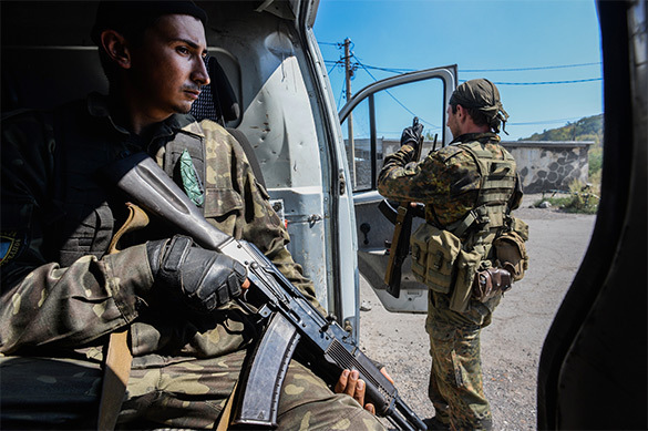 На Украине торгуют паспортами пропавших солдат